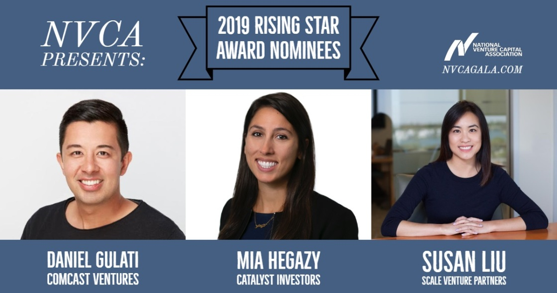 2019 rising star nominees