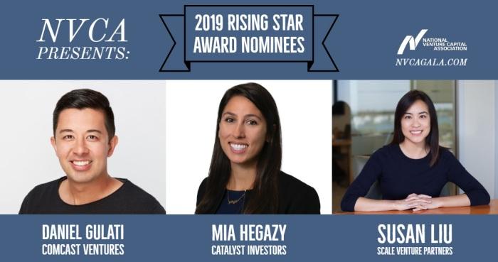 2019 rising star nominees